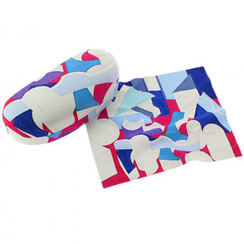 Hard XL Glasses case with cleaning cloth Still Life
