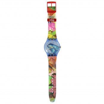 Watch Swatch+Thyssen Franz Marc Sleepy Garden