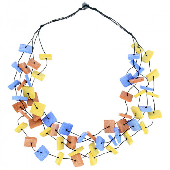 Turkish Room Paper Necklace by Balthus