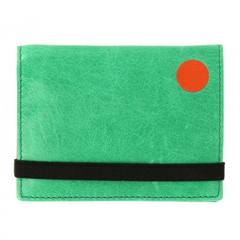 Schwitters Green/Grey Wallet
