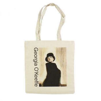O'Keeffe cotton tote bag