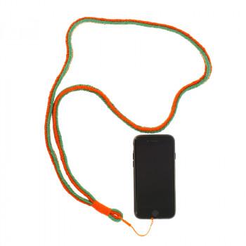 Green/orange O'Keeffe Mobile Cord