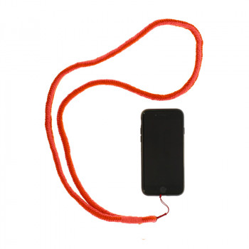 Pink/orange O'Keeffe Mobile Cord