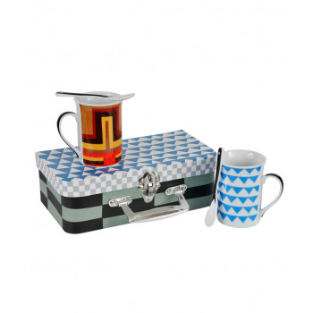 Case with Mugs Delaunay