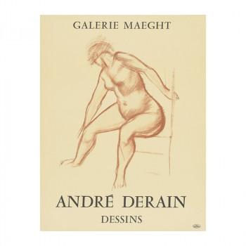 Galerie Maeght. Dessins cartel