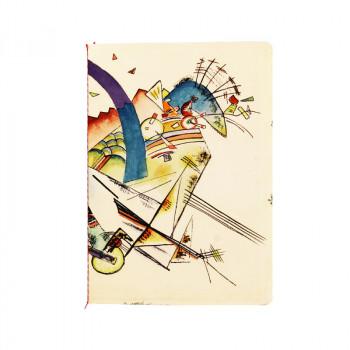 Notebook Kandinsky: 1922's Untitled