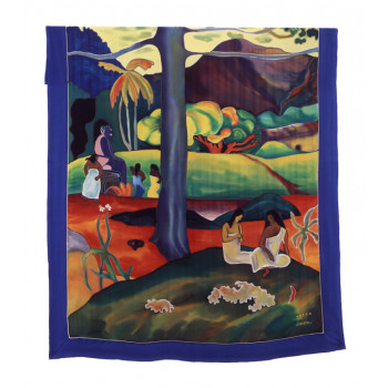 Gauguin Large Foulard