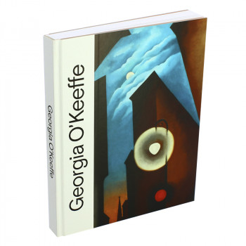 Georgia O'Keeffe Exhibition Catalog (Spanish Hardcover)