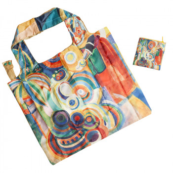 Delaunay's Portuguese Woman Foldable Bag