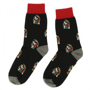 Socks Painterly Architectonic