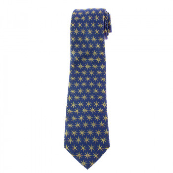 The Virgin of Humility Silk Tie