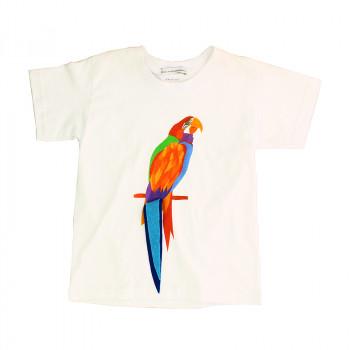 Marquise portrait Balenciaga T-shirt