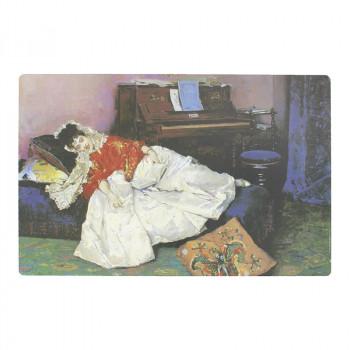 The Reading Individual Placemat. Balenciaga