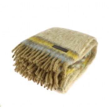 Braque mohair blanket