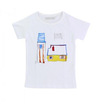 Camiseta infantil Schiele