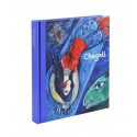 small Catalogue of the exhibition Chagall 0