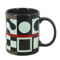 small Vasarely's Study on Cardboard 3-2 Mug 0