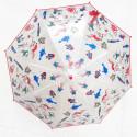 small Kids Umbrella. Cat and Fish 0