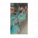 small IXXI Mural decoration system 60 X 100 Swaying Dancer (Dancer in Green), Degas 1