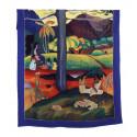 small Gauguin Large Foulard 1