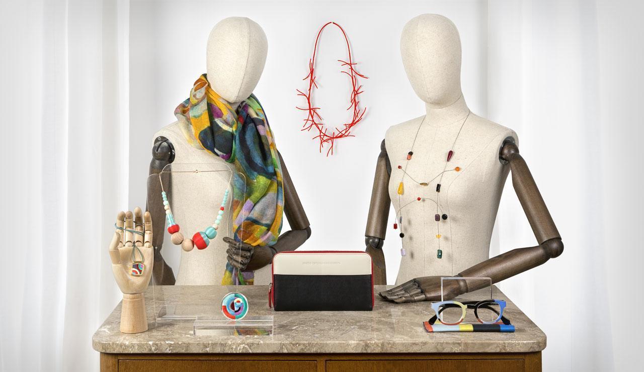diseños exclusivos en joyas y complementos